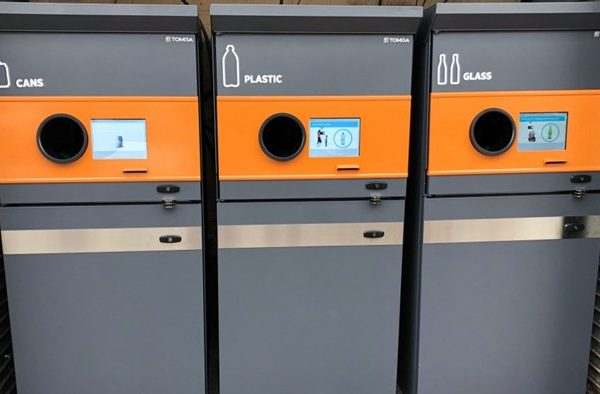 Introduce Reverse Vending Machine in Bangladesh
