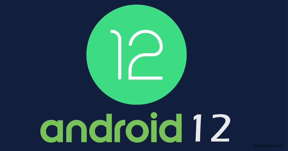 Android 12 OS Logo